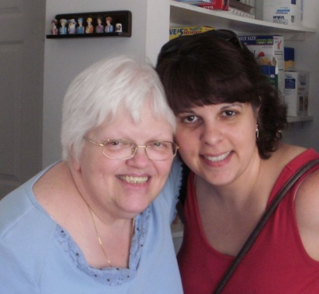 Me and my mommy!
